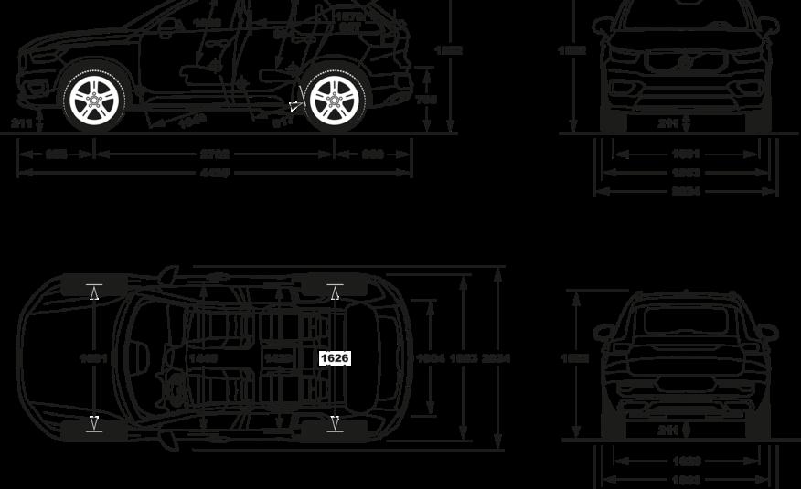 Volvo ХС40 T4 Inscription